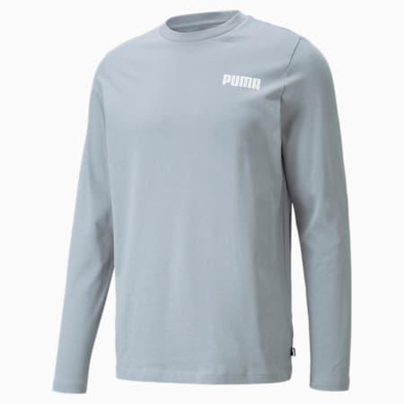 Lightweight Crew Men's Shirt, Tradewinds, small-GBR