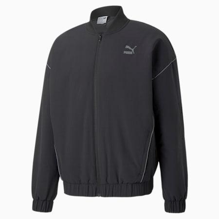 Men's Bomber Jacket, Puma Black, small