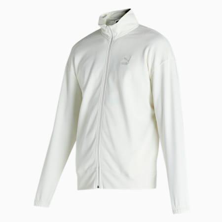 PUMA x 1DER Full-Zip Men's Jacket, Ivory Glow, small-IND