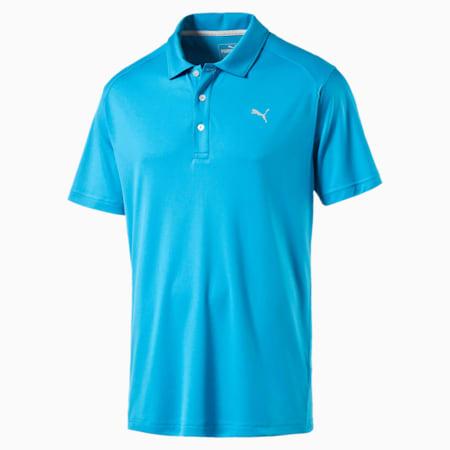 Golf Pounce Polo, atomic blue, small-SEA