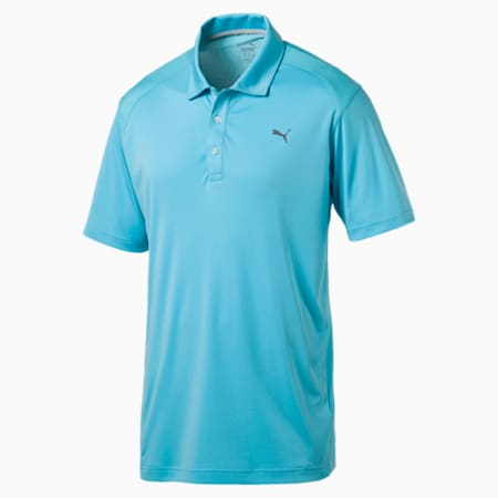 Golf Pounce Polo, Nrgy Turquoise, small-SEA