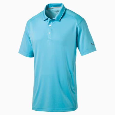Essential Pounce Polo Shirt, Nrgy Turquoise, small-SEA