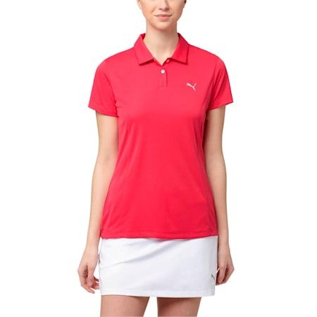 Golf Women's Pounce Polo, BRIGHT ROSE, small-SEA
