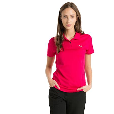 Golf Women's Pounce Polo, Love Potion, small-SEA