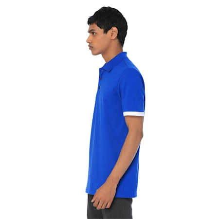 ILP SOLID POLO, royal blue, small-IND