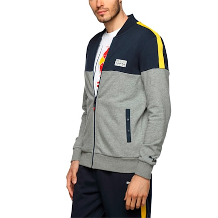 RBR Sweat Jacket, Total Eclipse, small-IND