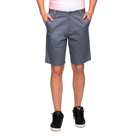Golf Men's Tailored Chino Shorts, QUIET SHADE, small-IND