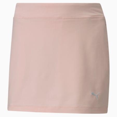 Golf Girls' Solid Knit Skirt, Peachskin, small