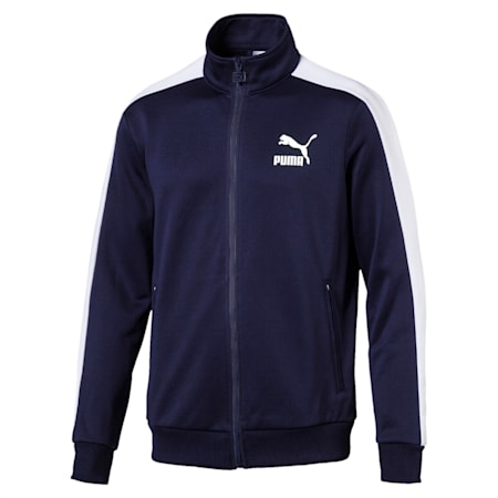Archive Men's T7 Track Jacket, Peacoat, small-IND