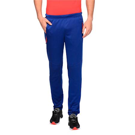 Ferrari Men's T7 Track Pants, TWILIGHT BLUE, small-IND
