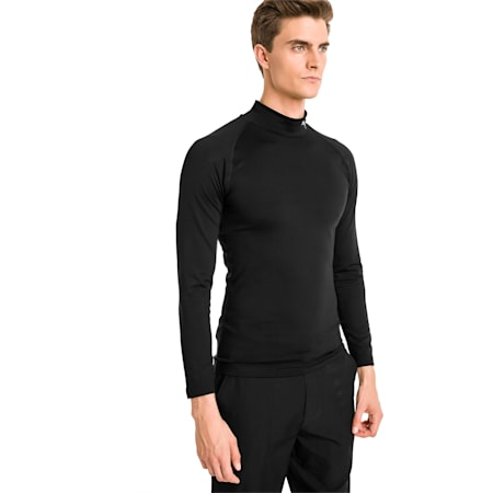 Golf Men's Baselayer, Puma Black, small