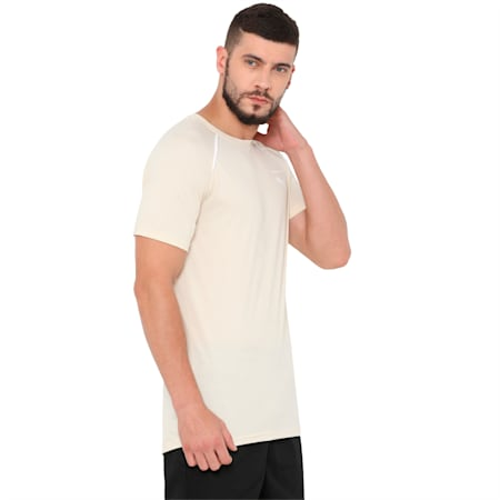 Evolution Men's Core T-Shirt, Birch, small-IND