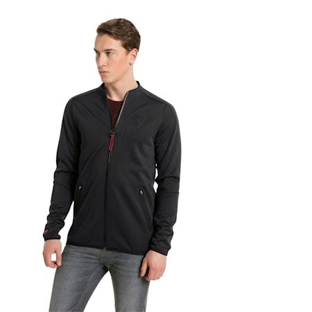 Ferrari Lifestyle Men's T7 Track Jacket, Moonless Night, small-SEA