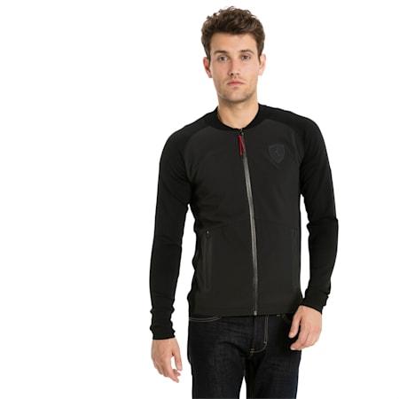 Ferrari Fusion Men's Jacket, Moonless Night, small-IND