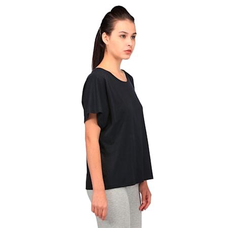 Evolution Women's T-Shirt, Puma Black, small-IND