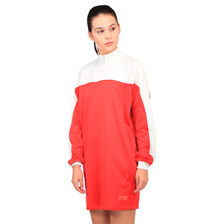 Archive Women's Turtleneck Sweater Dress, Toreador, small-IND