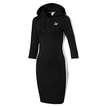 Archive Women's T7 Dress, Puma Black, small-IND