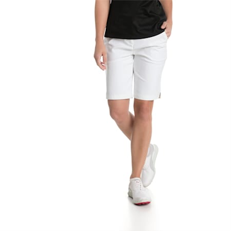 Golf Women's Pounce Bermudas, Bright White, small-SEA