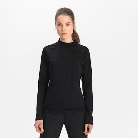 Golf Damen Baselayer, Puma Black, small