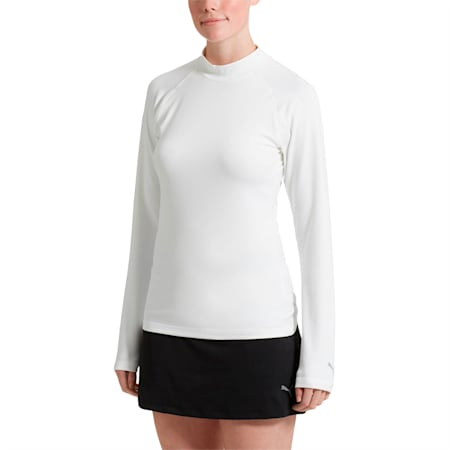Golf Women's Baselayer, Bright White, small-SEA