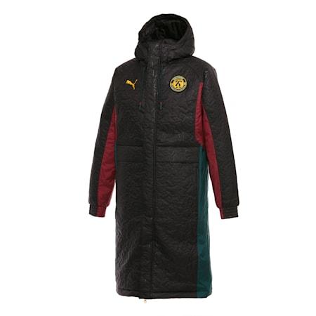 PUMA x DAILY PAPER Men's Coat, -Puma Black, small-IND