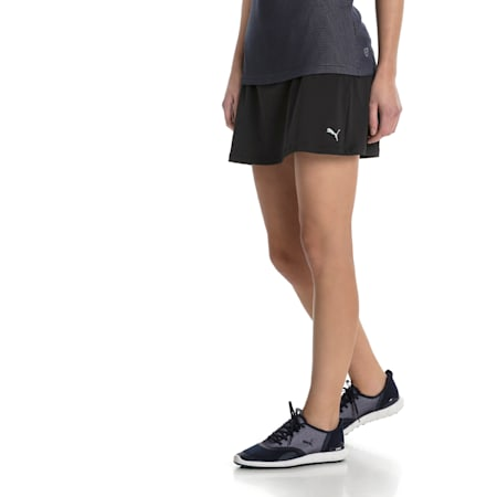 Golf Women's PWRSHAPE Solid Knit Skirt, Puma Black, small