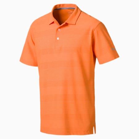 Golf Men's Aston Polo, Vibrant Orange, small-SEA