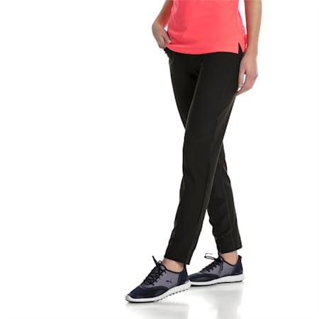 Golf Women's PWRSHAPE Pull On Pants, Puma Black, small-SEA