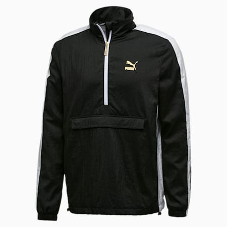 T7 BBoy Track Jacket, Puma Black-white, small-IND