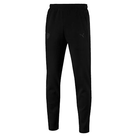 Ferrari Lifestyle Men's Sweatpants, Puma Black, small-IND
