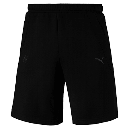 Ferrari Men's Sweat Shorts, Puma Black, small-IND