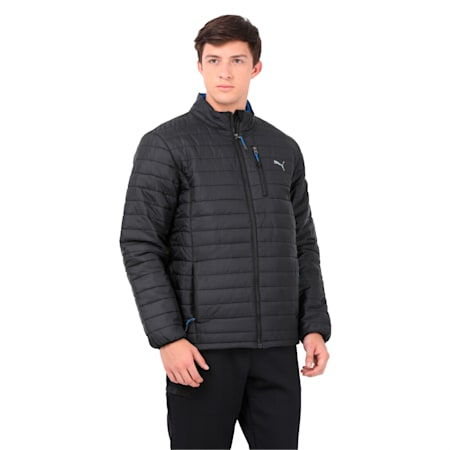 PWRWARM Quilted Jacket, Puma Black, small-IND
