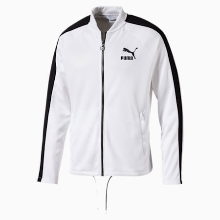 Archive T7 Men's Summer Jacket, Puma White, small