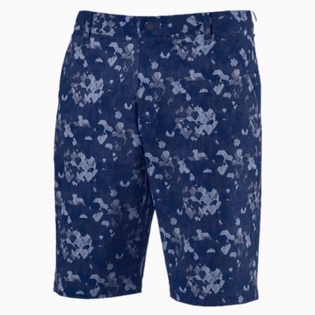 Dassler Camo Shorts, Sodalite Blue, small-SEA
