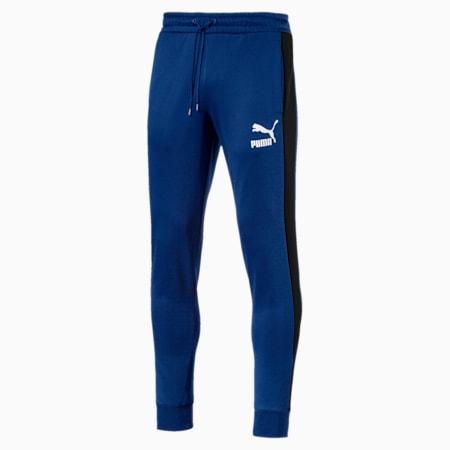 Classics T7 Men's Track Pants, Sodalite Blue, small