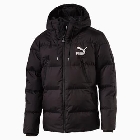 Classics Padded Jacket, Puma Black, small-IND
