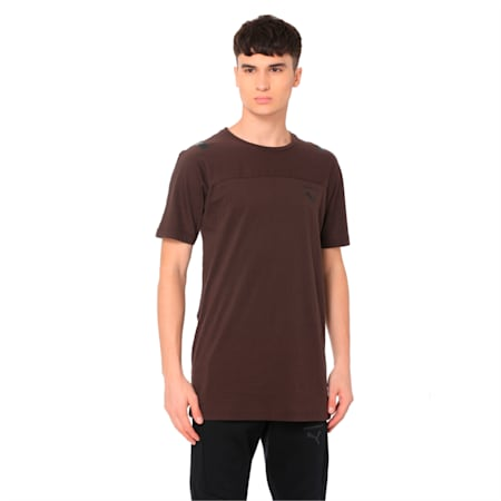 Pace Men's Tee, Molé, small-IND