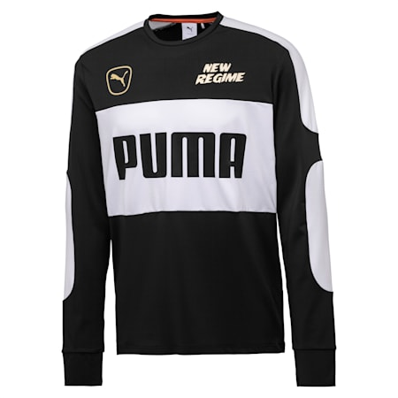 PUMA x ATELIER NEW REGIME LS TEE, Puma Black, small-JPN