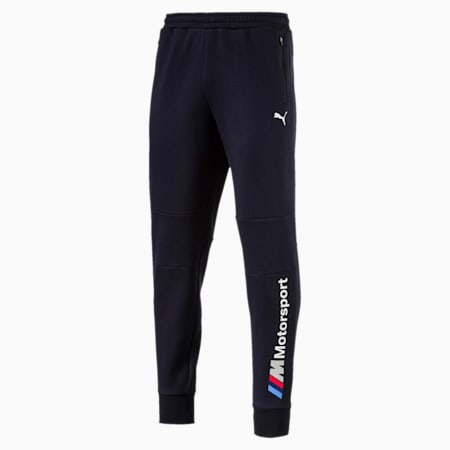 BMW M Motorsport Men's Sweatpants, Team Blue, small-IND