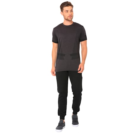Ferrari evoKNIT Men's T-Shirt, Puma Black, small-IND