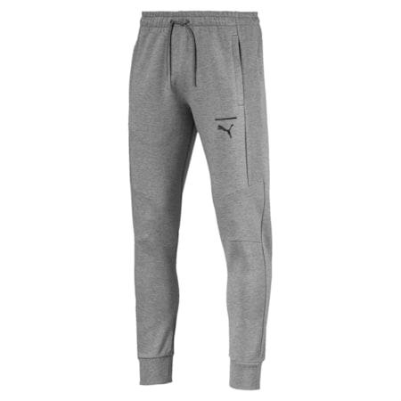 Pace Men's Sweatpants, Medium Gray Heather, small-IND