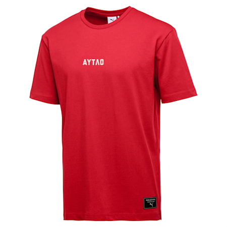 PUMA x OUTLAW MOSCOW TEE, Ribbon Red, small-JPN