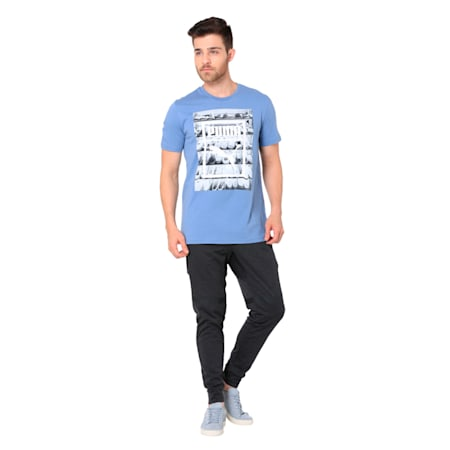 Photoprint Shoe Tee, Infinity, small-IND