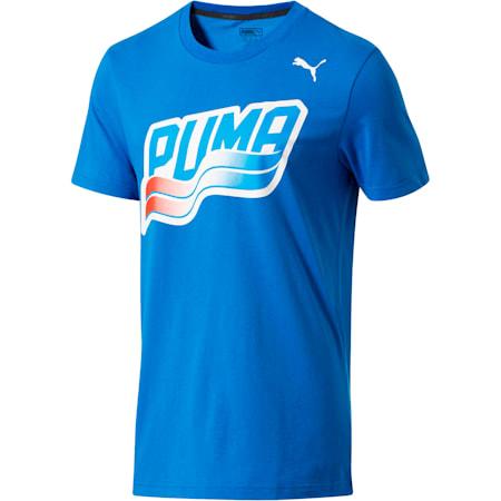 Fourth of July T-Shirt II, Puma Royal, small