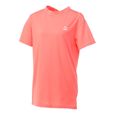 BOW ロング Tシャツ, Shell Pink, small-JPN
