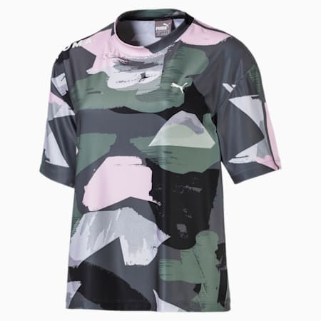 CHASE SS Tシャツ AOP, Iron Gate, small-JPN