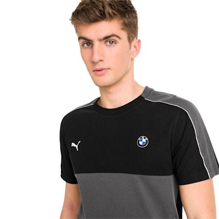 Męska koszulka BMW M Motorsport T7, Puma Black, small