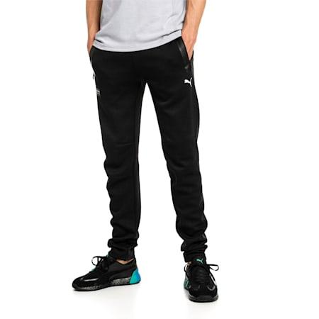 Pantalones de deporte para hombre Mercedes AMG Petronas Knitted, Puma Black, small