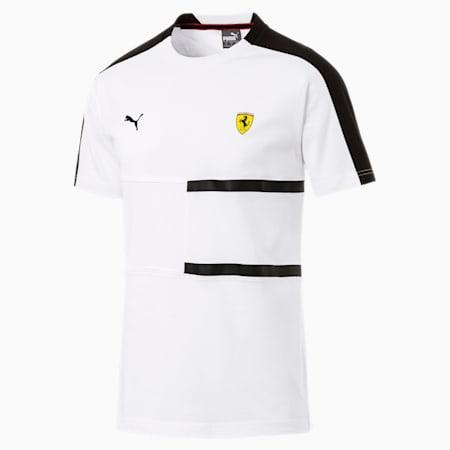 フェラーリ T7 Tシャツ, Puma White, small-JPN