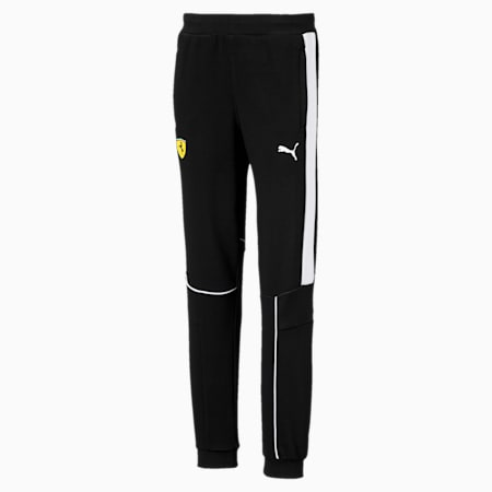 Scuderia Ferrari Boys' Sweatpants JR, Puma Black, small